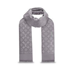 Louis Vuitton Monogram Shine Shawl (55 x 55 inch)